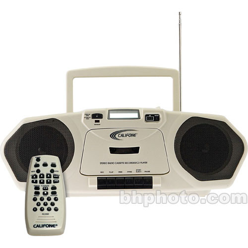 Califone 2385AV-03 Portable Multimedia Player