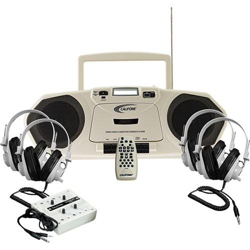Califone 2385PLC Music Maker Plus Listening Center