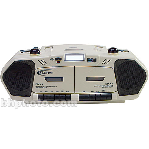 Califone 2395IR Infrared Music Maker Plus Multimedia Player