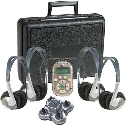 Califone MP3 Player/Recorder with 512MB