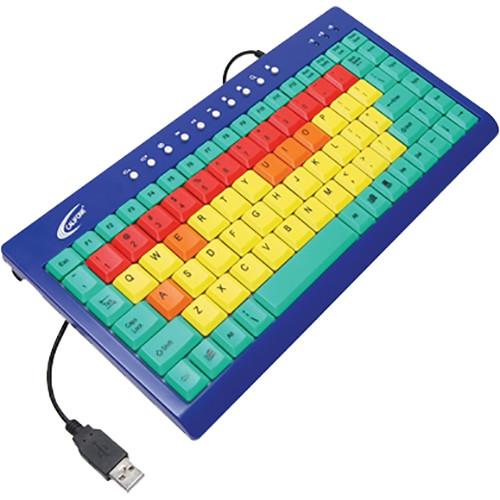 Califone My First Keyboard - USB/PS2 Keyboard for Children