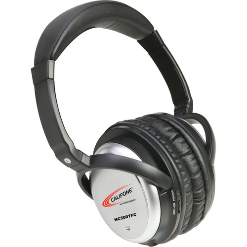 Califone NC500TFC Active Noise Canceling Headphones