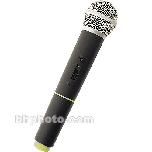 Califone PA-10B-M Wireless Handheld Microphone