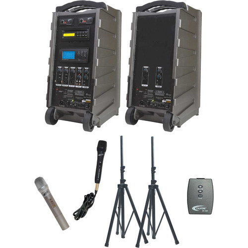 Califone PA919SD-A PowerPro SD Speaker Kit