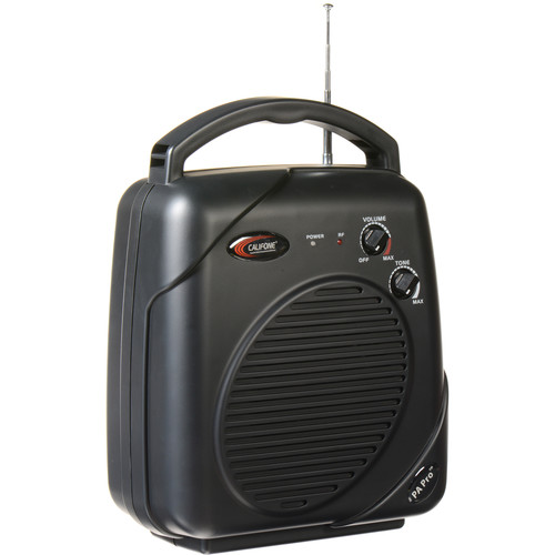 Califone PA-10 Portable Wireless PA System