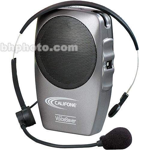 Califone PA-282AV - 2-Watt Portable Personal P.A. Speaker w/Mic