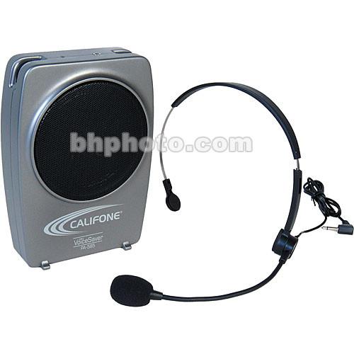 Califone PA-285AV - 5-Watt Portable Personal P.A. Speaker w/Mic
