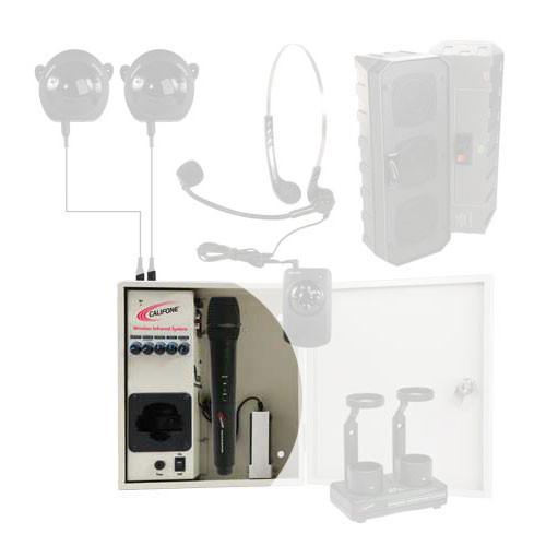 Califone PI30-IRMIC Infrared Microphone Transmitter
