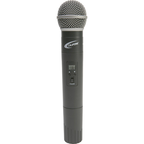 Califone Q319 Handheld Wireless Mic for PA319 and PA919