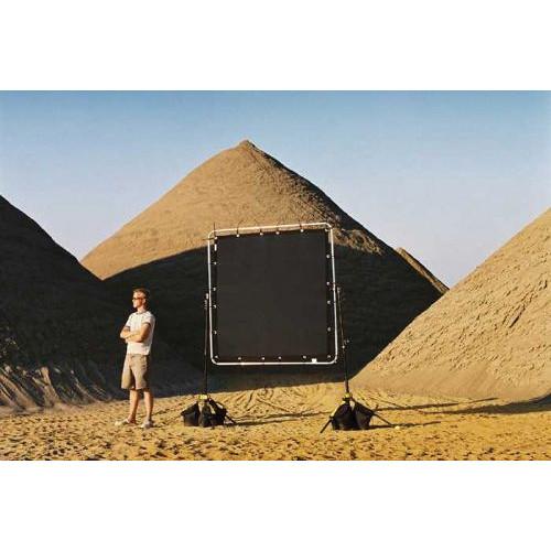 Sunbounce Sun-Scrim Black Moulton Screen (6 x 6')