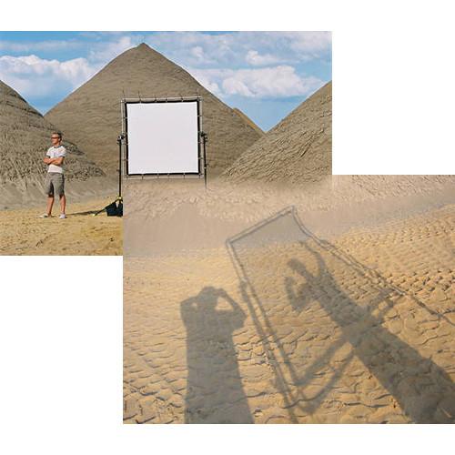 Sunbounce Sun-Scrim Translucent 1/3 Screen (6x6')