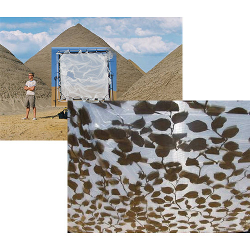 Sunbounce Sun-Scrim Le Louche Transparent Screen (6x6')