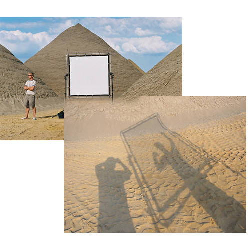 Sunbounce Sun-Scrim Translucent 1/5 Screen (6x6')