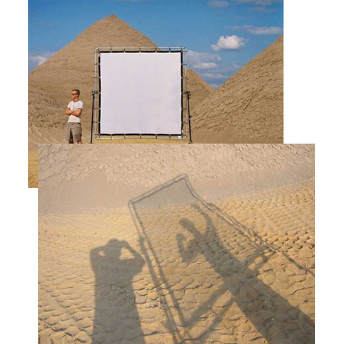 Sunbounce Sun-Scrim Translucent 2/3 Screen (8x8')