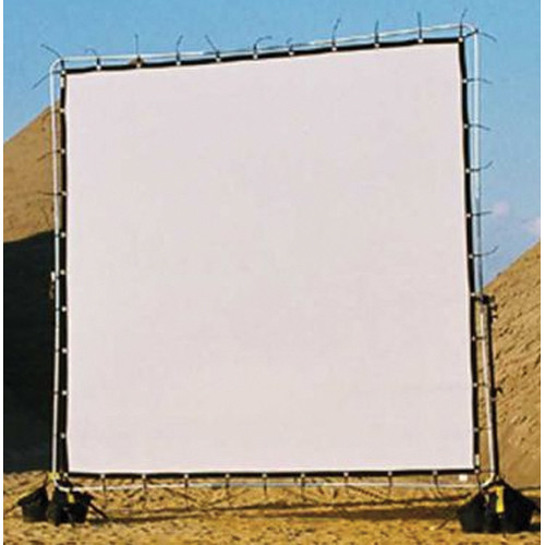 Sunbounce Sun-Scrim Natural Polyester White Screen (8x8')