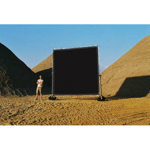 Sunbounce Sun-Scrim Black Polyester Screen (12x12')
