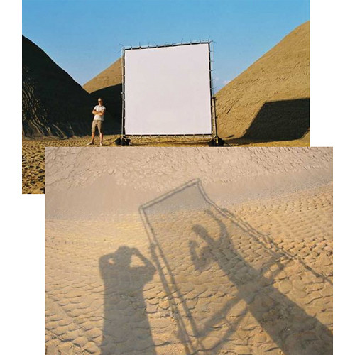 Sunbounce Sun-Scrim Translucent 1/3 Screen (12x12')