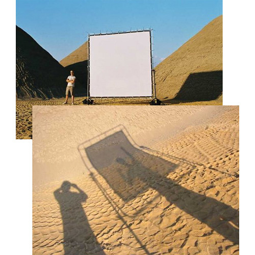 Sunbounce Sun-Scrim Translucent 3/3 Screen (12x12')