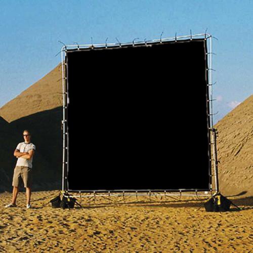 Sunbounce Sun-Scrim Black Polyester Screen (20 x 20')