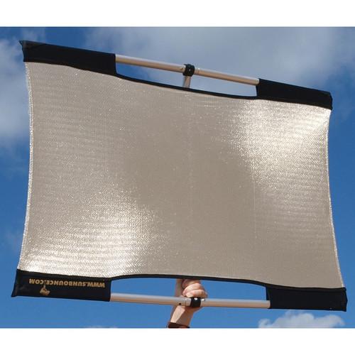 Sunbounce Micro-Mini Sun-Bounce Silver/White Screen (2 x 3')