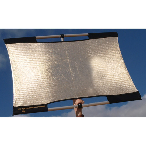 Sunbounce Micro-Mini Sun-Bounce Zebra/White Screen (2 x 3')