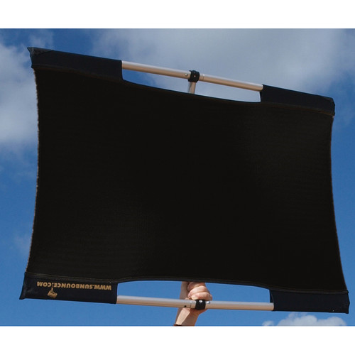 Sunbounce Micro-Mini Sun-Bounce Black/White Screen (2 x 3')