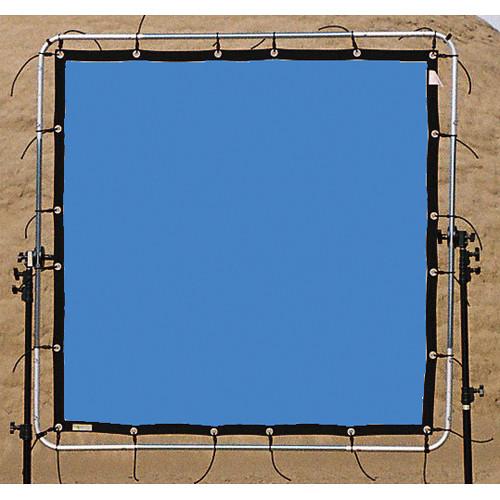 Sunbounce Sun-Scrim Chroma-Key Blue Screen Butterfly Kit (6x6')