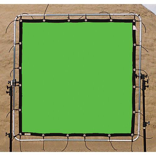 Sunbounce Sun-Scrim Chroma-Key Green Screen Butterfly Kit (6x6')
