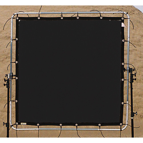 Sunbounce Sun-Scrim Black Polyester Screen Butterfly Kit (8x8')