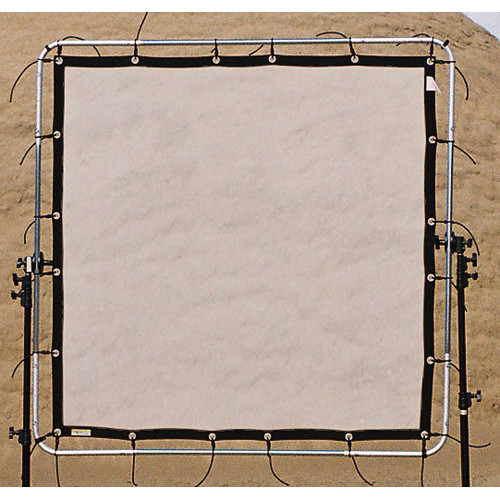 Sunbounce Sun-Scrim Translucent Le Louche Screen Butterfly Kit (8x8')