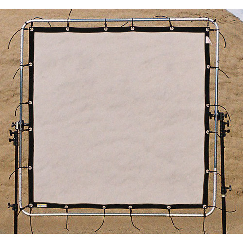 Sunbounce Sun-Scrim Translucent 2/3 Screen Butterfly Kit (8x8')