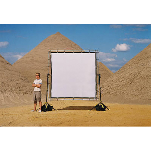 Sunbounce Sun-Scrim Translucent 3/3 Screen Butterfly Kit (8x8')