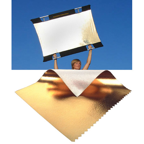 Sunbounce Mini Sun-Bounce Kit - Gold/White Screen (3x4')