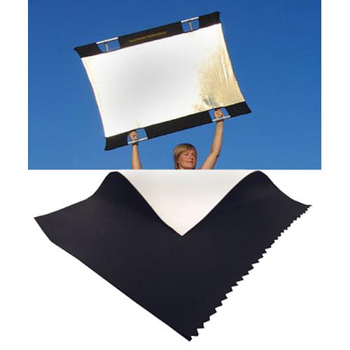 Sunbounce Mini Sun-Bounce Kit - Black/Soft White Screen (3x4')