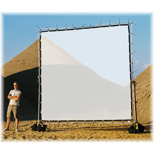 Sunbounce Sun-Scrim Butterfly Kit with Translucent 2/3 Screen  (12x12')