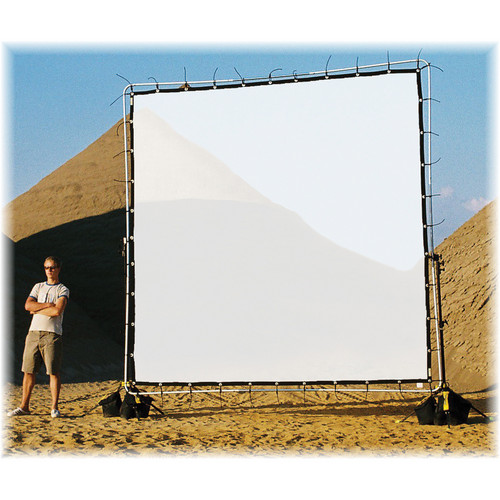 Sunbounce Sun-Scrim Butterfly Kit with Translucent 3/3 Screen  (12x12')