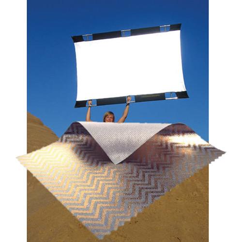 Sunbounce Sun-Bouncer Pro Reflector Kit with Zebra Gold/Silver Screen