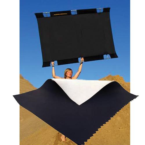 Sunbounce Pro Sun-Bounce Kit - Black/Soft White Screen (4 x 6')