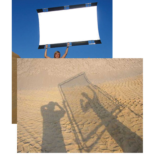 Sunbounce Pro Sun-Bounce Kit - Translucent 2/3 Screen (4 x 6')
