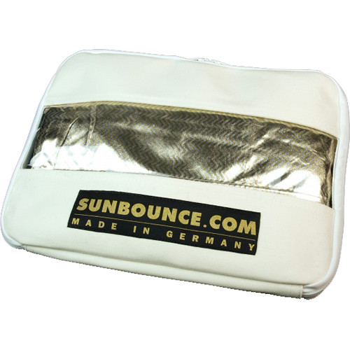 Sunbounce Screen-Saver Bag with ID Window (Black)