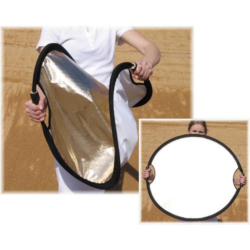 Sunbounce Sun-Mover Pro Reflector (Zebra/White)