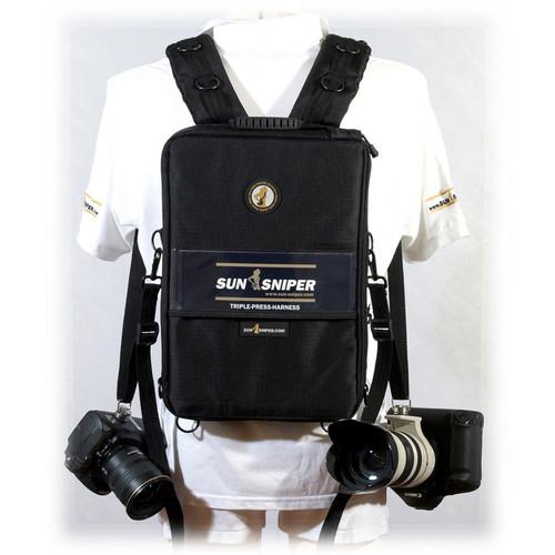 Sun-Sniper Sun-Sniper Sniper Strap Triple Press Harness Base