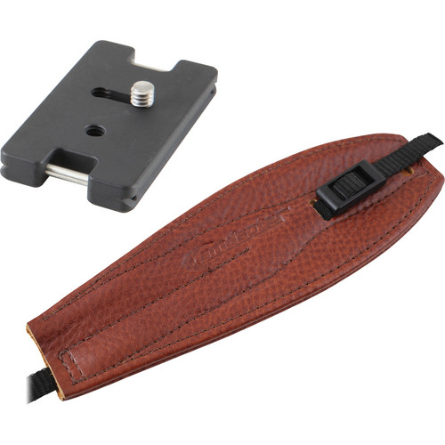 Camdapter Arca Adapter with Chestnut Pro Strap