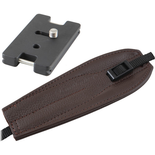 Camdapter Arca Adapter with Chocolate Pro Strap