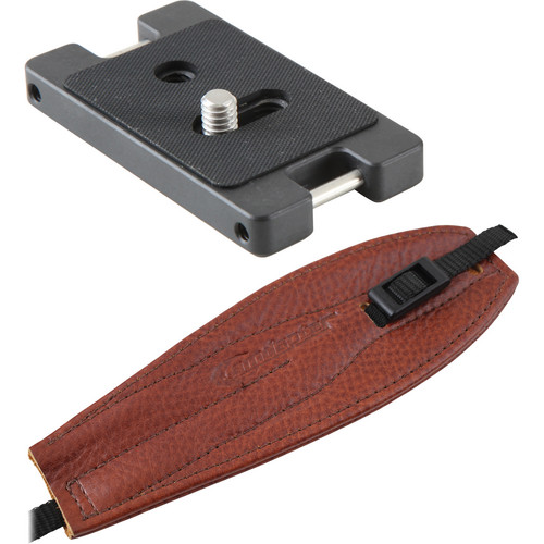Camdapter Standard Neoprene Adapter with Chestnut Pro Strap