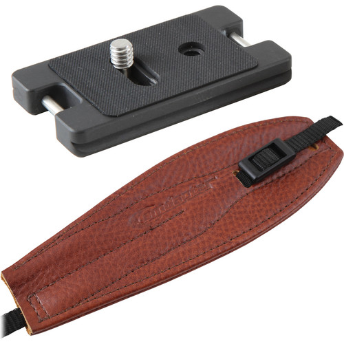 Camdapter Arca Neoprene Adapter with Chestnut Pro Strap