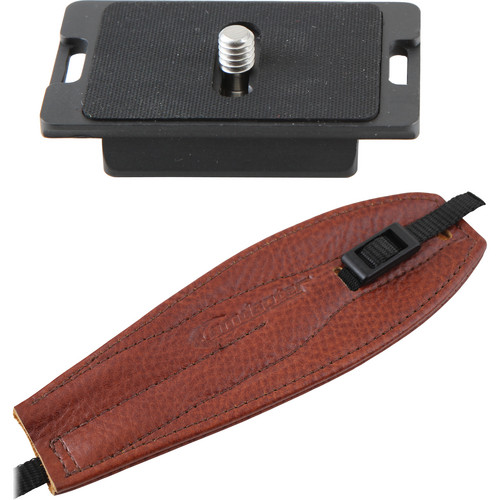 Camdapter Manfrotto Neoprene Adapter with Chestnut Pro Strap