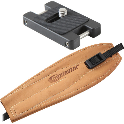 Camdapter Standard XT Adapter with Natural Pro Strap