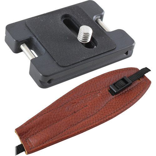 Camdapter XT Arca Adapter with Chestnut Pro Strap