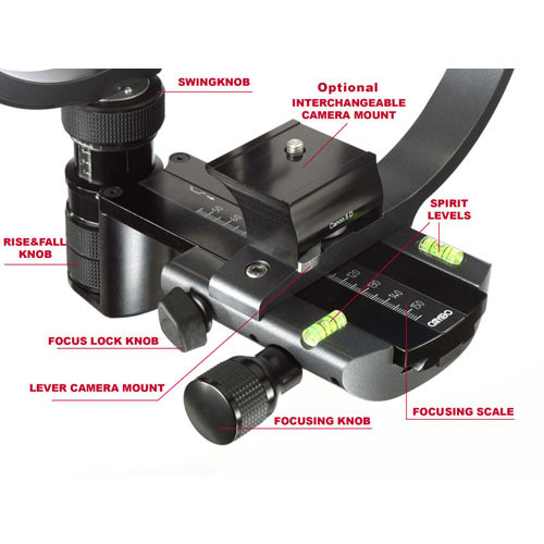 Cambo X2-Pro 35mm Camera Support System